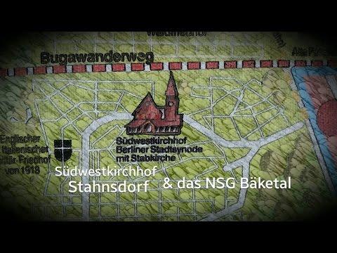 Südwestkirchhof Stahnsdorf & das NSG Bäketal