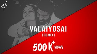 Valaiyosai - (R.M. Sathiq (feat). Sahul(The independeners) | Remix) | Bass Boosted