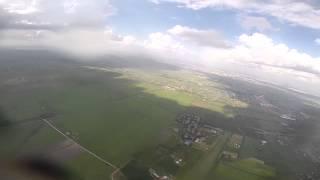 Skydiving 4000m TNT Brothers Salt Cinceni Tandem
