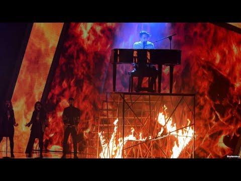 Eurovision - Melovin - Under the Ladder - Ukraine - LIVE from Hall