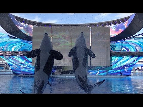 One Ocean (Ultra HD/Full Show) April 25, 2017 - SeaWorld Orlando