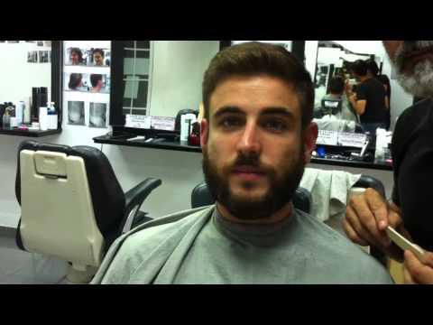Barbas hipster por Antonio Vargas