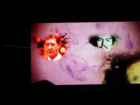 México en el Corazon Evento Multimedia en el Zocalo Capitalino 1 de 5
