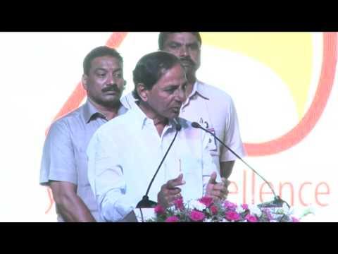 KCR: Hyderabad bigger than Chennai, Bangalore