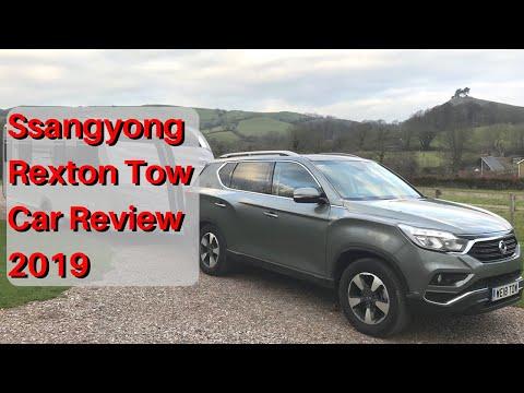 Ssangyong Rexton Tow Car Review 2019 (CC)