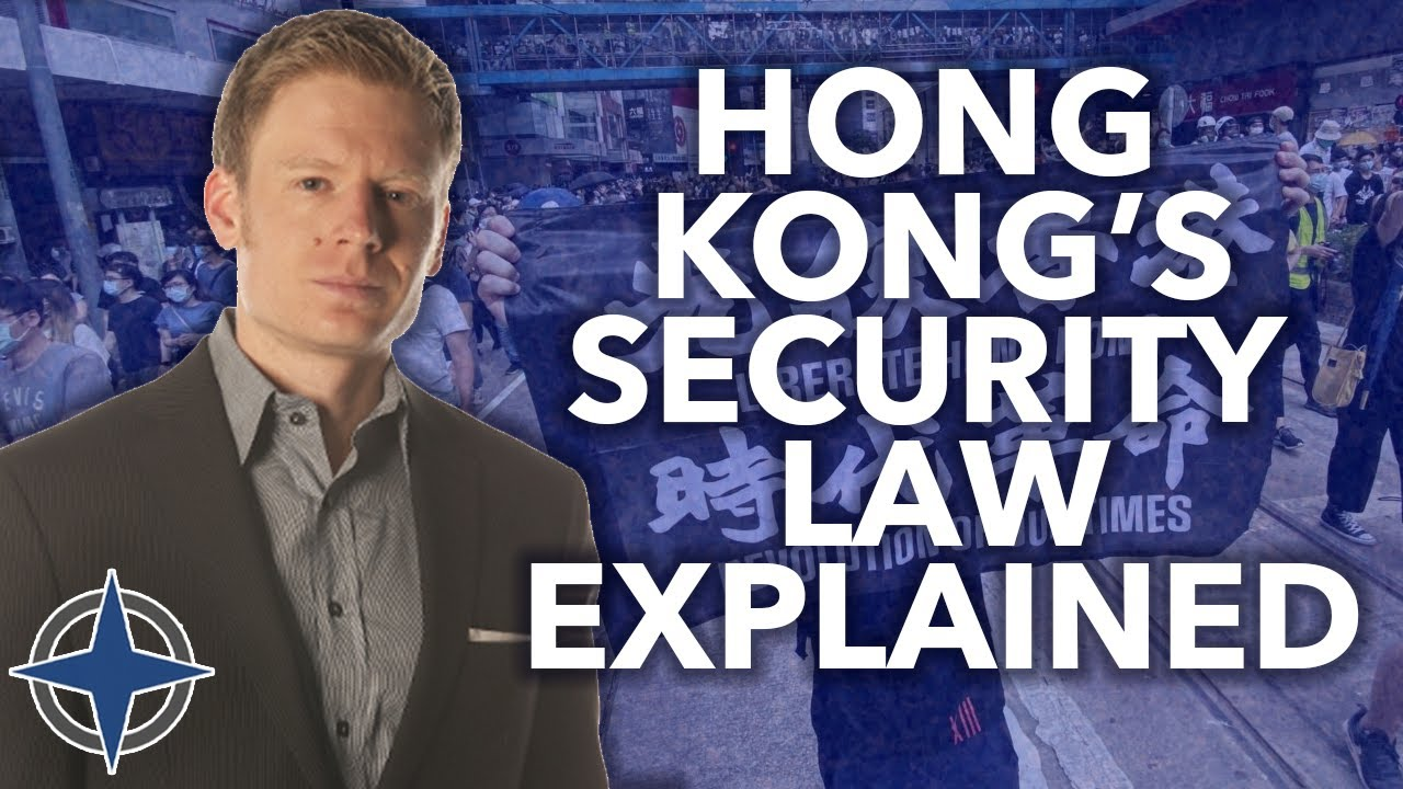 Hong Kong's security law explained
