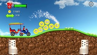 Best Alternative to uphill tuk tuk: hill climb racing games