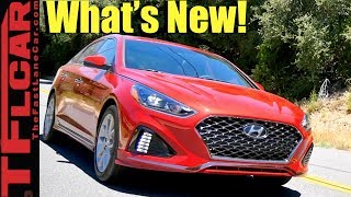 2018 Hyundai Sonata Upgrade is More Than Meets the Eye