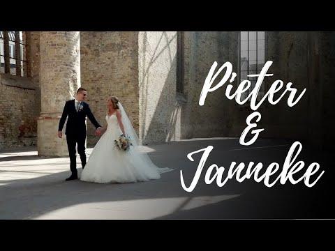 Trouwfilm Impressie ~ Pieter & Janneke (18-07-2018) ''Same day edit''