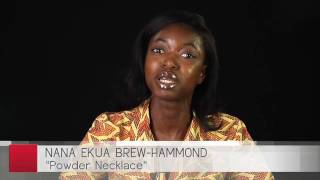 Powder Necklace