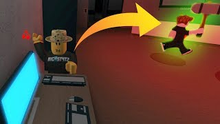 WHY DID THE BEAST DO THIS!! (Roblox Flee The Facility)