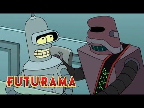 FUTURAMA   Season 1, Episode 5: Trial And Error Message   SYFY