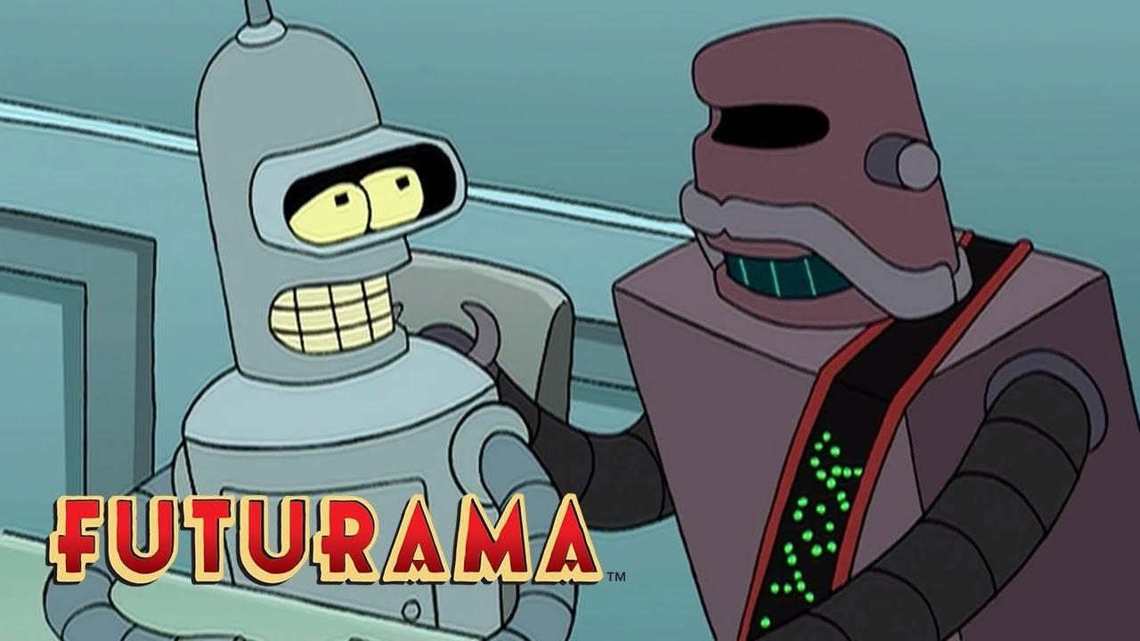 Download FUTURAMA | Season 1, Episode 5: Trial And Error Message | SYFY