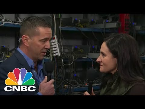 Why Cheap Electricity Is Important To Mining Bitcoin: Salcido Enterprises CEO Malachi Salcido | CNBC