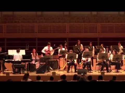 SJMS Music - CMEA - Jazz 1 - Sonoma State -