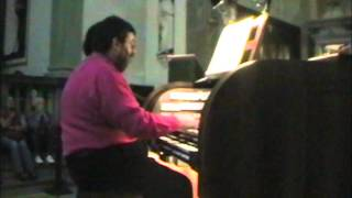 Kevin Bowyer Plays: Julius Reubke: Sonata on the 94th Psalm (La Verna 2013)