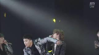 """Gambar cover BigBang - Sober 'Last Dance' live japan 2017"""""""