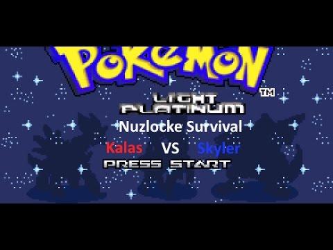 Light Platinum Nuzlocke Survival W/ Skyler E20: Giant yet lame