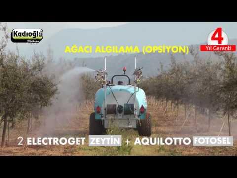 Casotti Ilaçlama Makineleri - Genel Video - Tüm Çeşitler