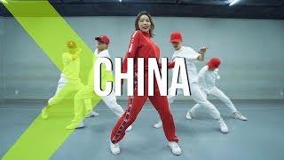 Anuel AA, Daddy Yankee, Karol G, Ozuna & J Balvin - China / HAZEL Choreography.