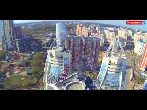 Красногорск - столица Подмосковья.Красногорский Район выпуск 2