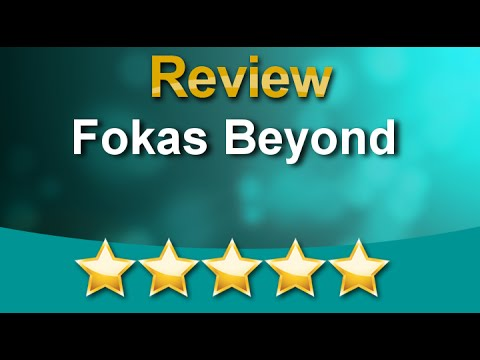 Fokas Beyond Mascot Terrific Five Star Review by Nikkie M.
