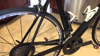 2015 Motobecane Le Champion Ultegra Di2 road bike
