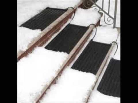 Heattrak Carpeted Snow Melting Door Mat