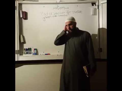 200 Frågor Om Islamiska Trosläran | del 16 | Abdullah as-Sueidi