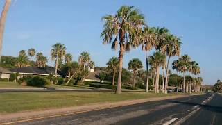 Corpus Christi Texas - Ocean Drive - July 2017