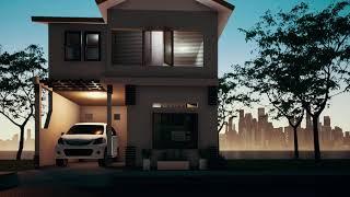 Desain Rumah 6x8