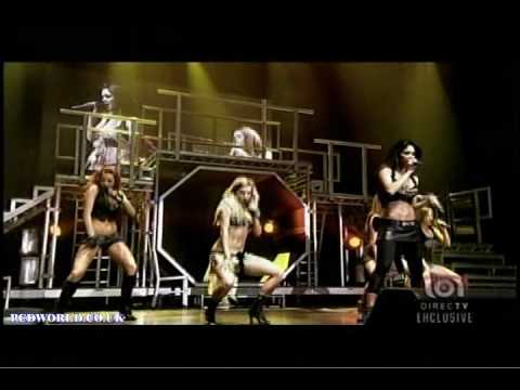 Pussycat Dolls - Tainted Love (Live @ MEN Arena - Manchester, England Concert - TV Airing)
