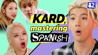 KARD Masters Spanish | Guess the Spanish Words