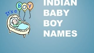 INDIAN BABY BOY NAMES STARTING WITH LETTER A TO G IN ENGLISH AND TELUGU