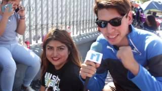 LADY BOLETOS | FILA PARA JUSTIN | Campamento Justin Bieber | Madness TV