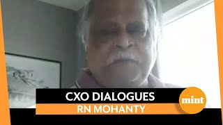Re-imagining the manufacturing value chain with digitisation, featuring RN Mohanty