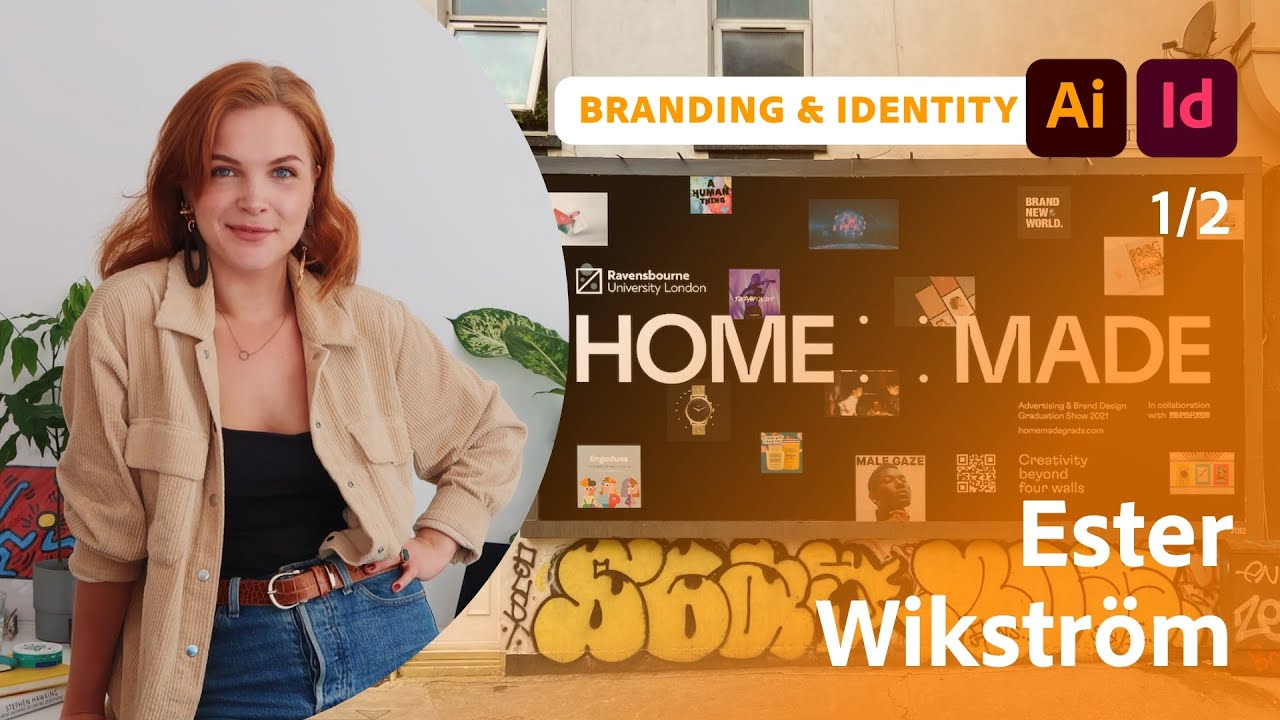 How to Brand Yourself with Ester Wikström - 1 of 2