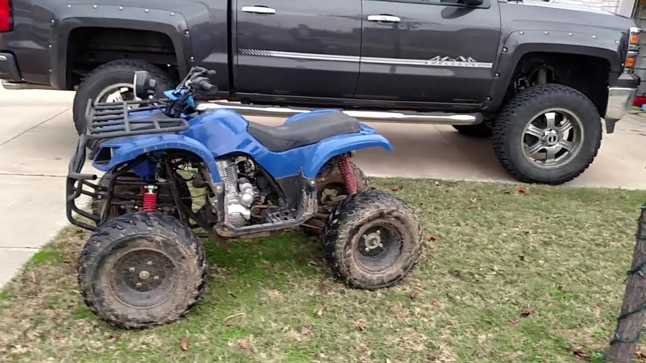 Review taotao 250cc atv likes and dislikes youtube sciox Images