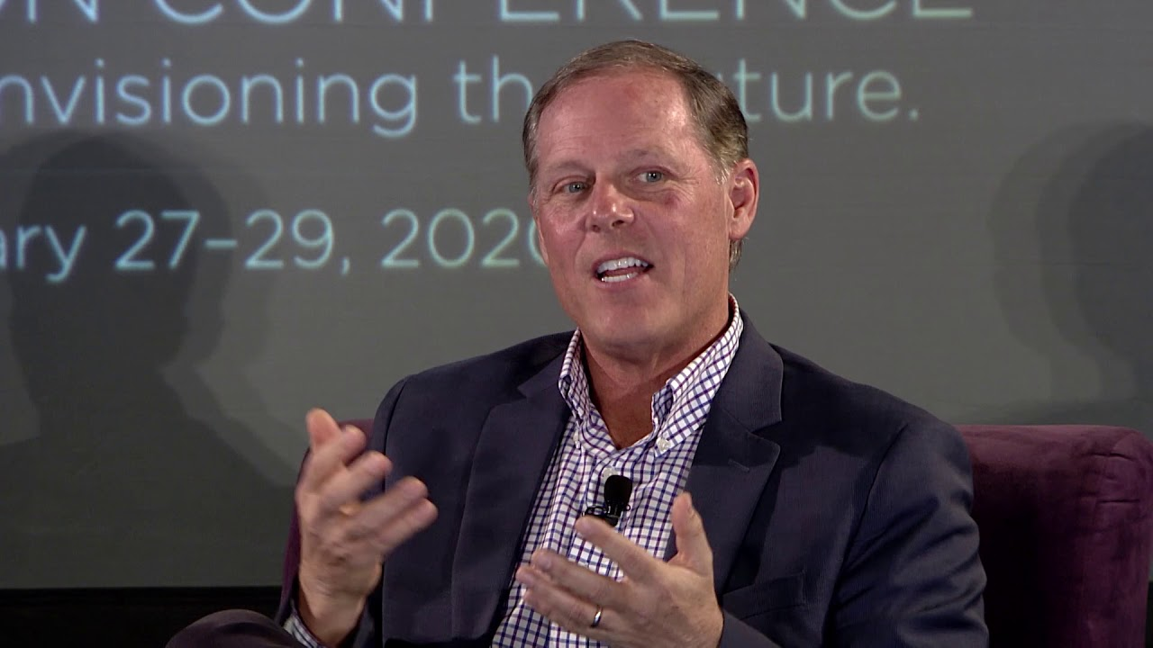 HEDNA Fireside chat: Google, Rob Torres. XanderPay, Mike Carlo