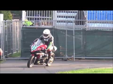 Shaun Anderson Racing 2017