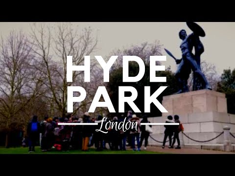 Hyde Park London - From the Top Parks to visit in London