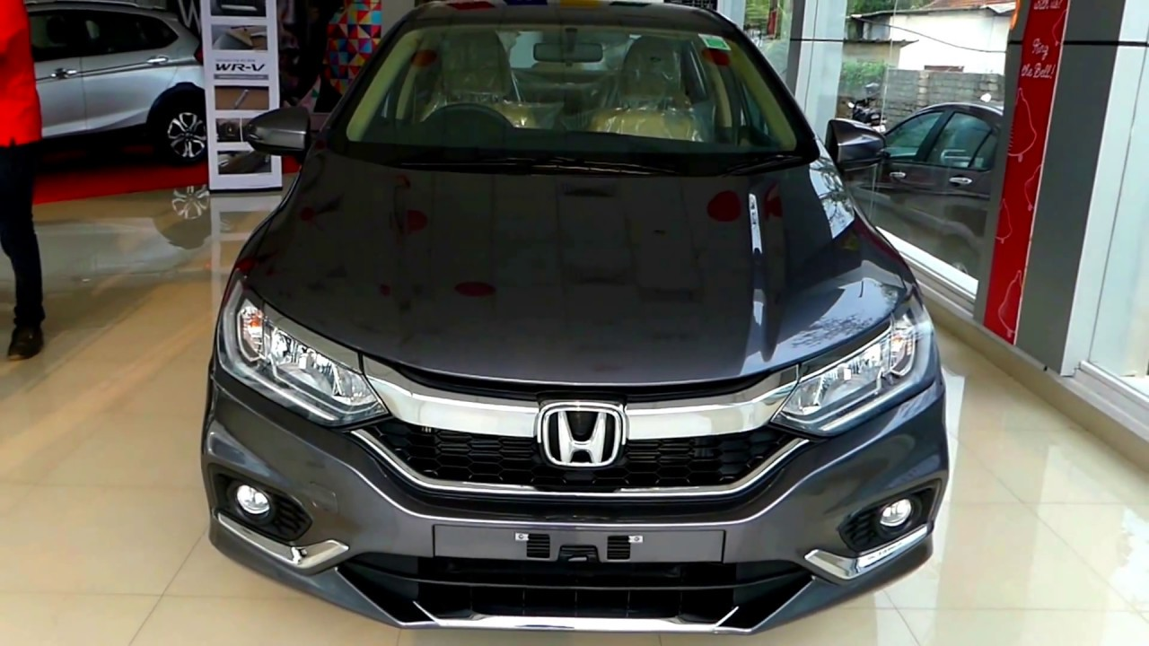 2018 honda jazz 1 5 v cvt. perfect 2018 honda city 2017 modern steel metallic colour in 2018 honda jazz 1 5 v cvt