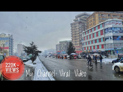 This is Kabul City in 2020 | Beautiful City of Kabul