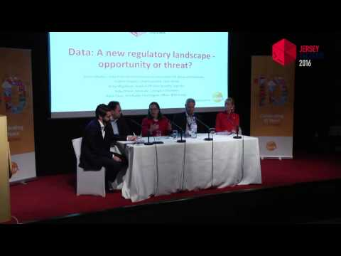 Data  A new regulatory landscape   opportunity or threat