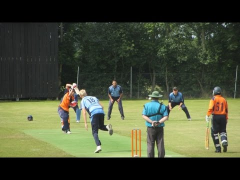 Husum Cricket Club vs Skanderborg 2015