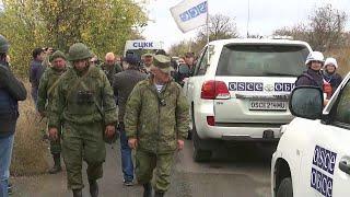 Киев окончательно сорвал разведение сил в Донбассе.