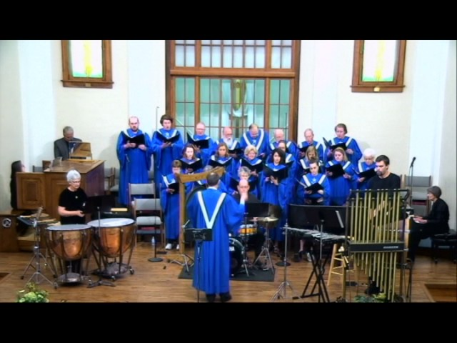 "Choir Cantata ""Beginnings"""