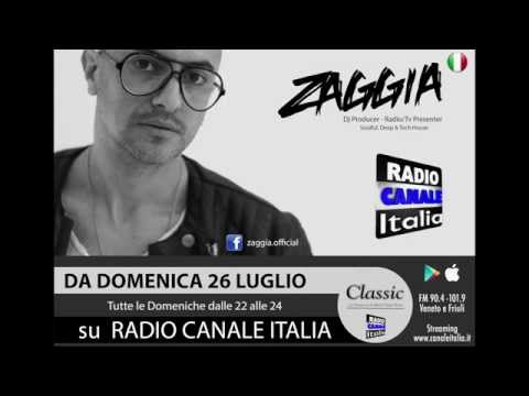 ▶ ZAGGIA ◀ RADIO CANALE ITALIA * Radio Tv Advertising Pubblicità - Video Promo Spot Jingle  Radio