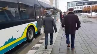 Tijdstip dat bus 10 Terneuzen Hulst vol zit