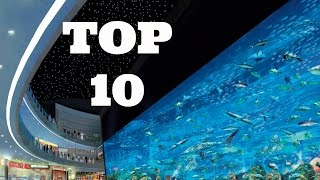 The Top 10 Biggest Malls in the World 2015